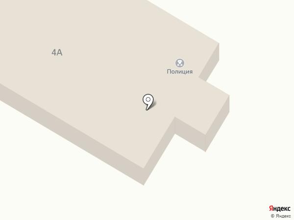 Администрация Терсинского сельского поселения на карте