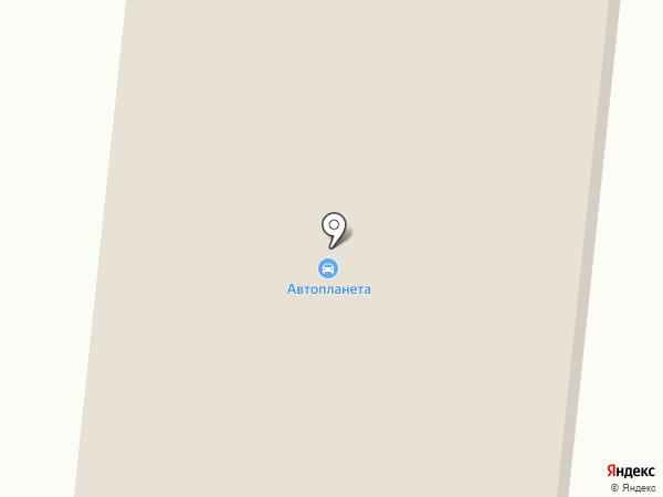 У Николаича на карте