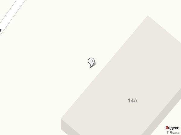 Солнечная амбулатория, ГБУ на карте