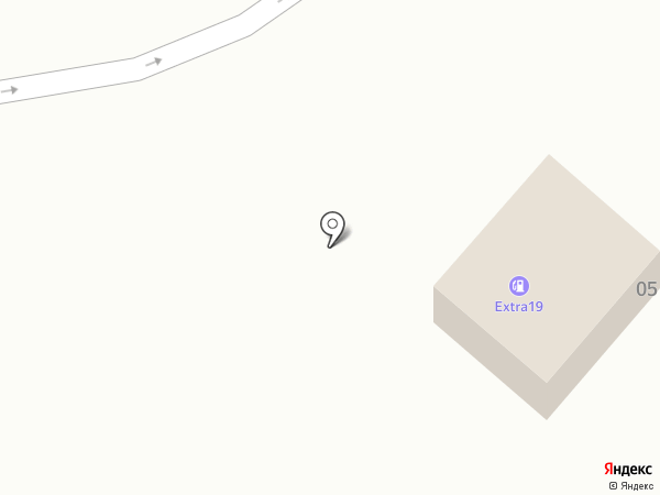 АЗС ТТК на карте