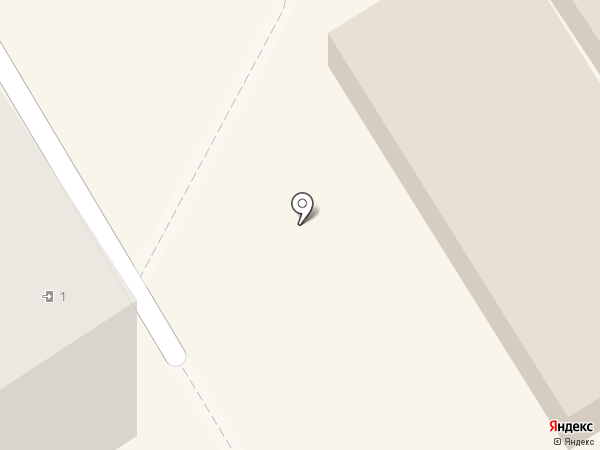 Центровой на карте