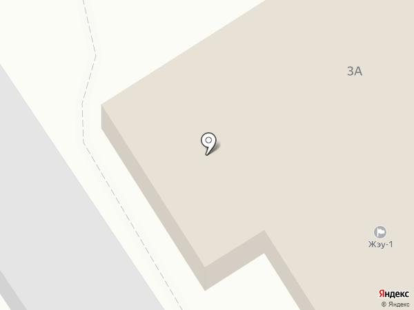 ЖЭУ-1 на карте