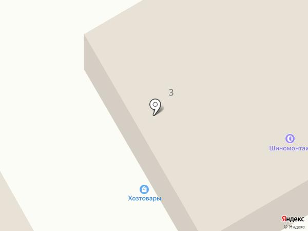 Домкрат на карте