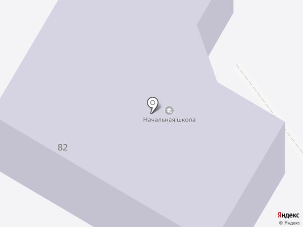 Усть-Ташебинская начальная общеобразовательная школа на карте
