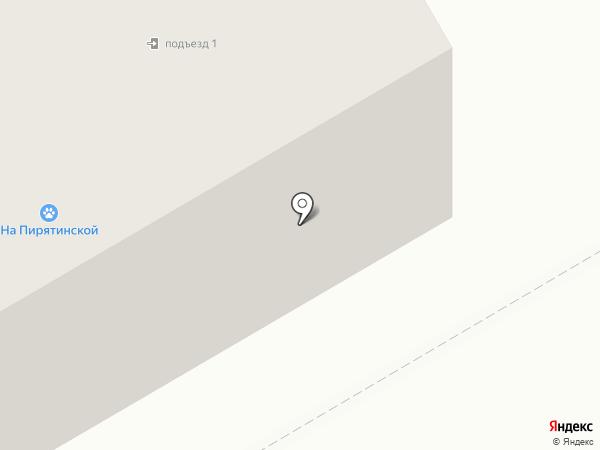 Благодарение на карте