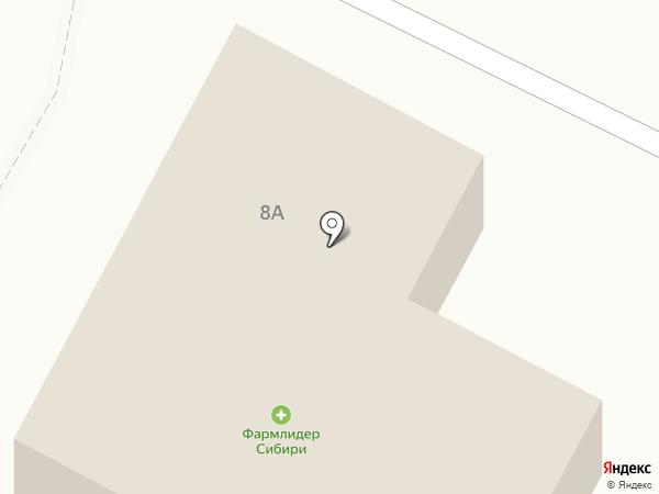 Аптека №1, МУП на карте