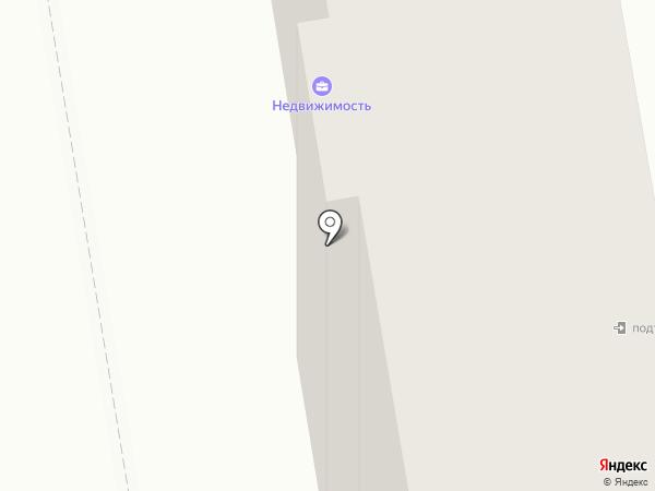 Слайдер на карте