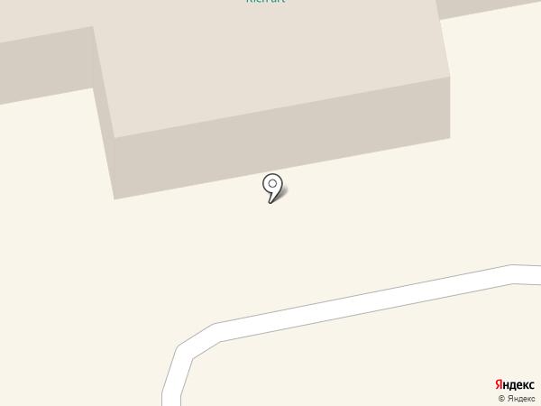 Манжула на карте