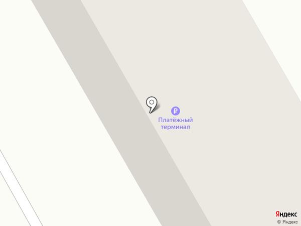 Наталина на карте