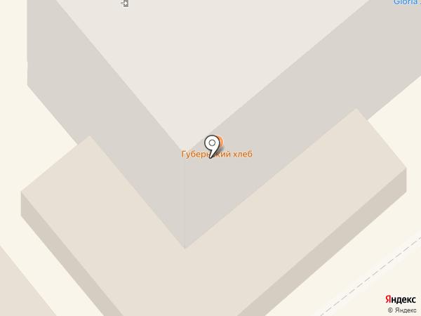Мой горящий тур на карте