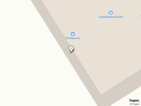Ломбард-Кедр на карте