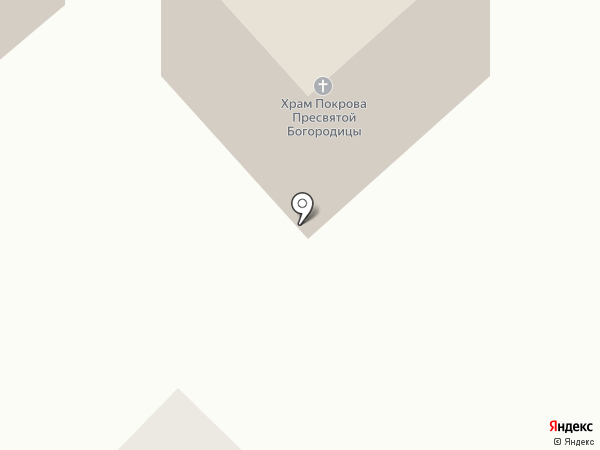 Храм Покрова Божией Матери на карте