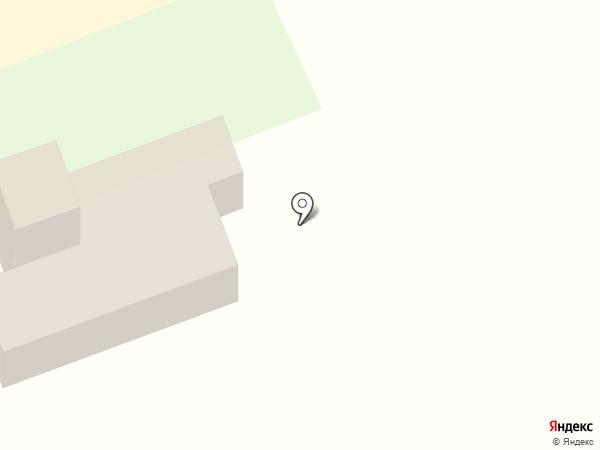 Емельяновский на карте