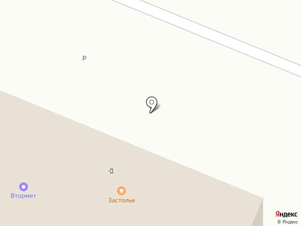 Мегаполис СТ на карте