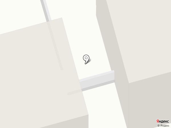 Партерра на карте