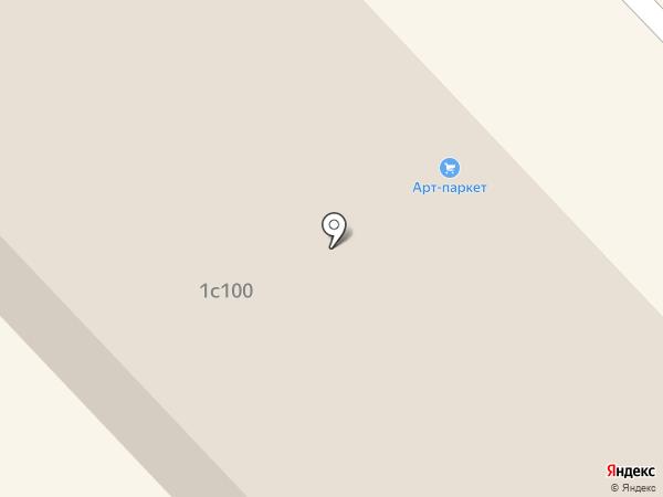 КрасСпецТех на карте
