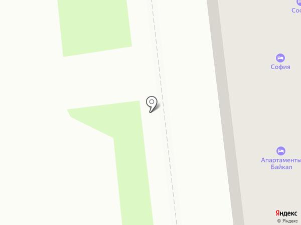 Центр обеспечения мероприятий ГО на карте