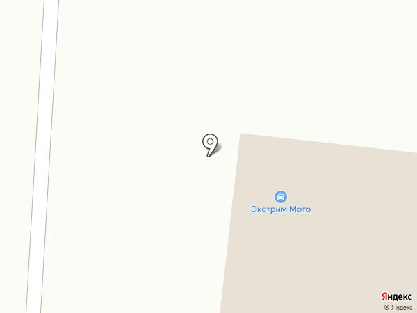 Экстрим Мото на карте