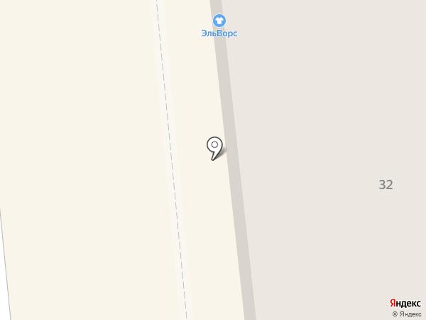 ЭльВорс на карте