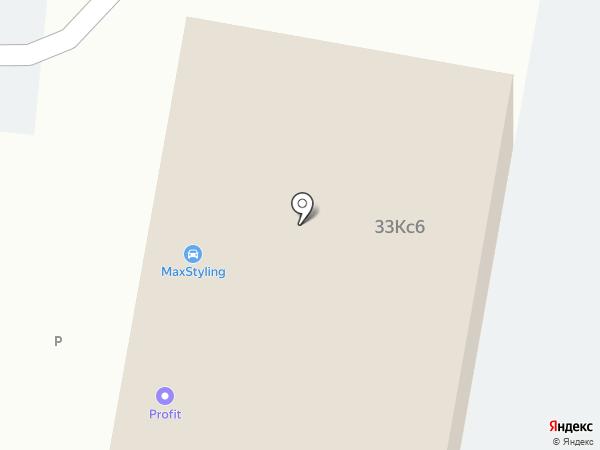 YETIgraphics на карте