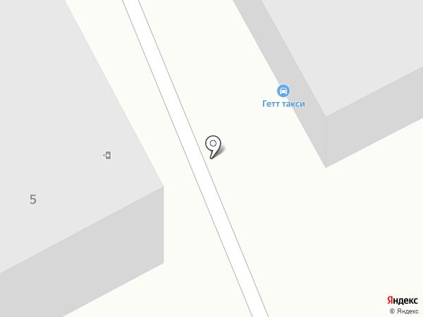 Сибглория на карте