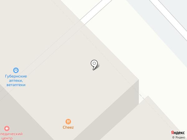 X7 на карте