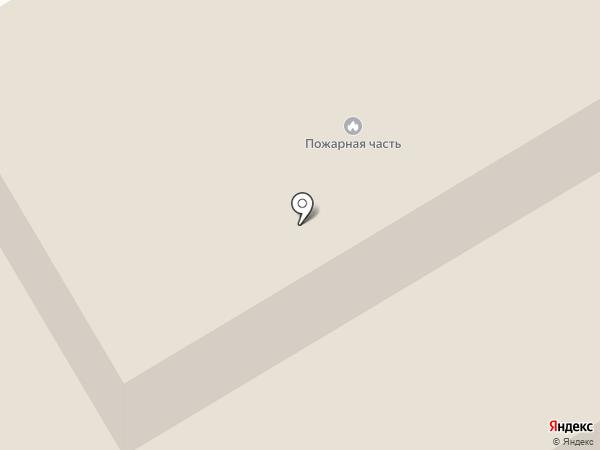 Спецчасть ФПС по Красноярскому краю на карте