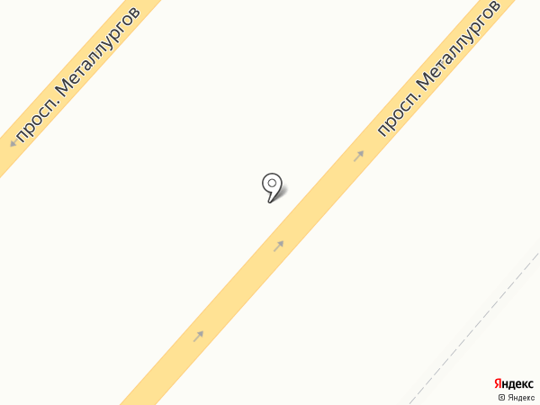 Сенсор на карте