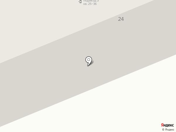 АвтоАнгел24 на карте