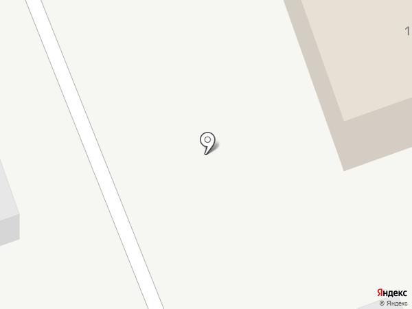 Противопожарная охрана Красноярского края на карте