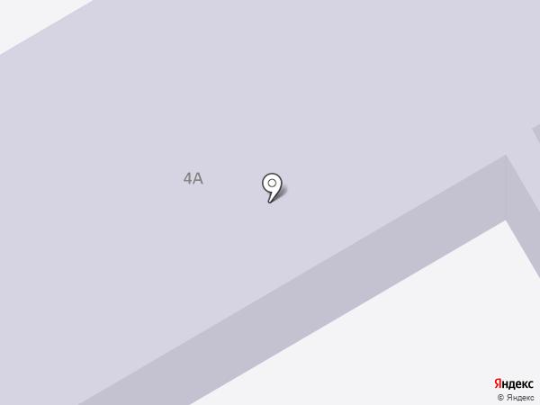 Вознесенская средняя общеобразовательная школа на карте