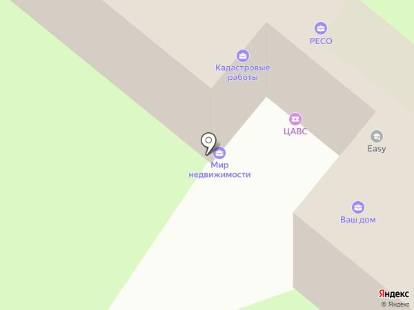 Шакти на карте
