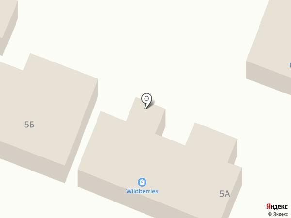 Сударушка на карте