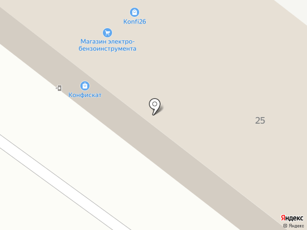 Icar на карте