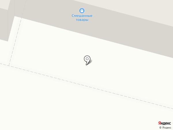 БУЛЬДОРС на карте