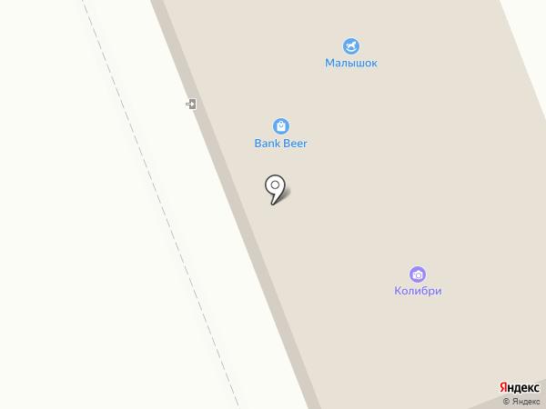 Core на карте