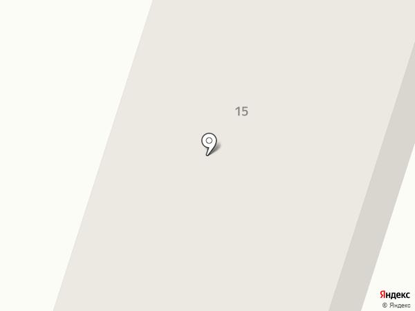 Общежитие на карте Вихоревки
