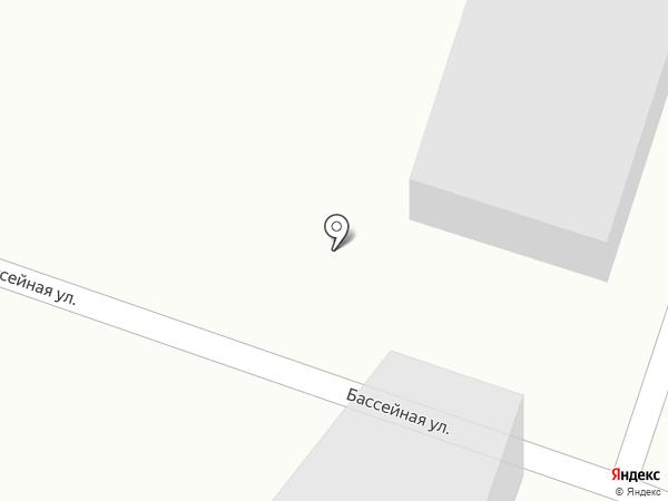 Добрый 2 на карте Вихоревки