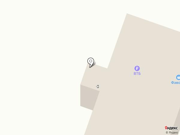 QIWI на карте Вихоревки