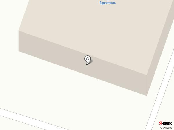 Высокое крыльцо на карте Вихоревки