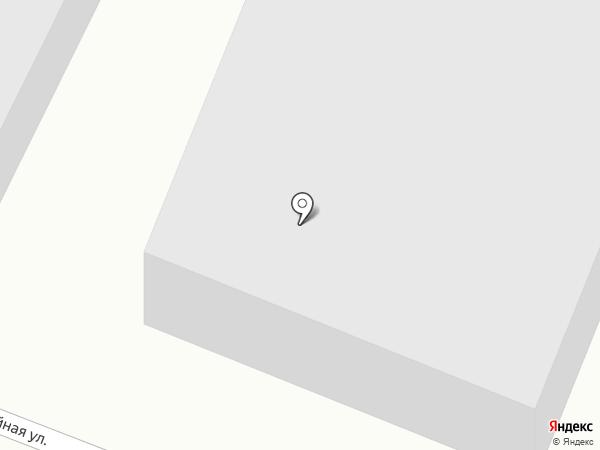 Столовая на карте Вихоревки