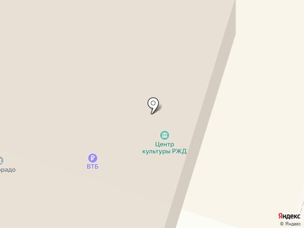 Эльдорадо на карте Вихоревки