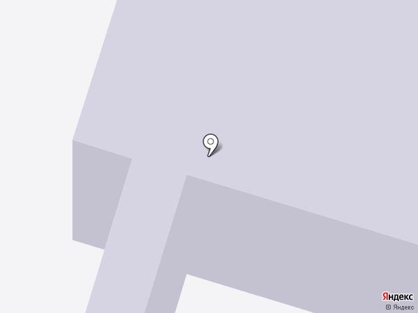 Школа-интернат №25 на карте Вихоревки