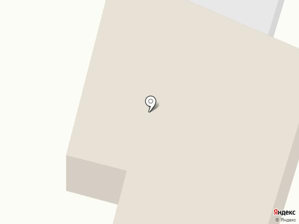 Дорожный физкультурно-спортивный клуб на карте Вихоревки