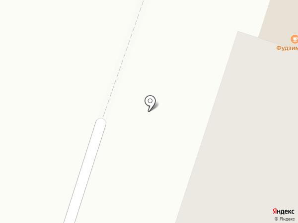 СОЮЗ-ТЕСТ на карте Вихоревки