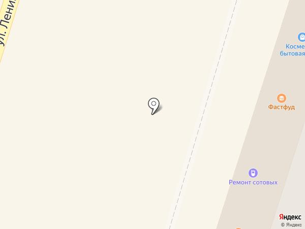 Магазин комиссионных товаров на карте Вихоревки