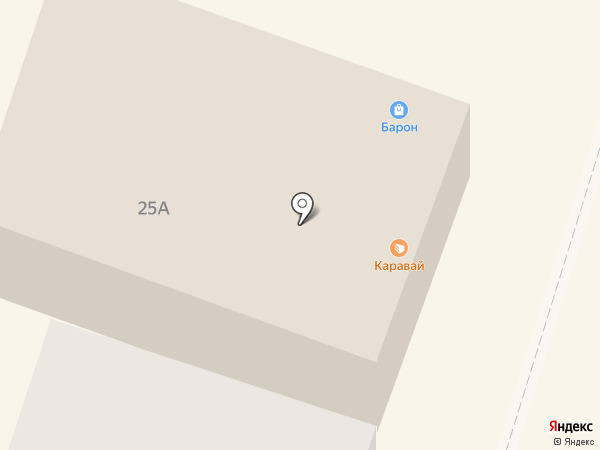 Три богатыря на карте Вихоревки
