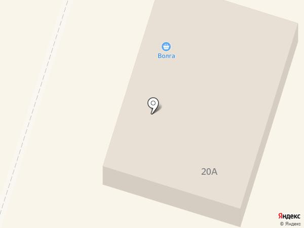 Магазин игрушек и подарков на карте Вихоревки