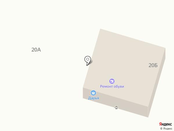 Канди на карте Вихоревки