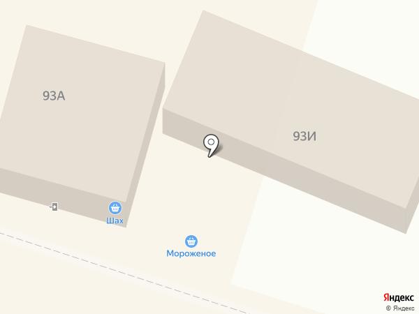36и6 на карте Вихоревки